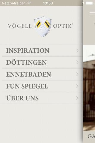 Vögele Optik screenshot 3