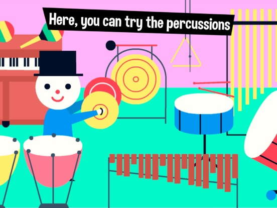 Tongo Music - for kids Screenshots