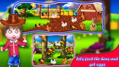 Chicken breeding farm screenshot 2