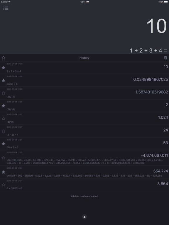 Spark Pro - Smart Calculator Screenshots