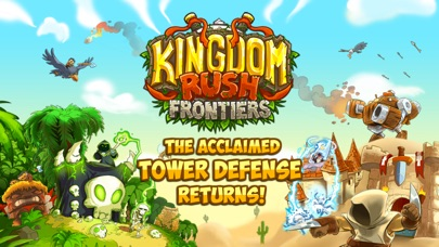 Kingdom Rush Frontiers screenshot 1