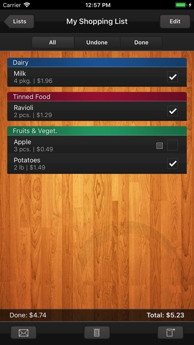 download Shopping List (Grocery List) apps 0