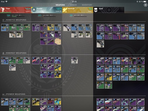 Download Ishtar Commander for Destiny 2 app for iPhone and iPad