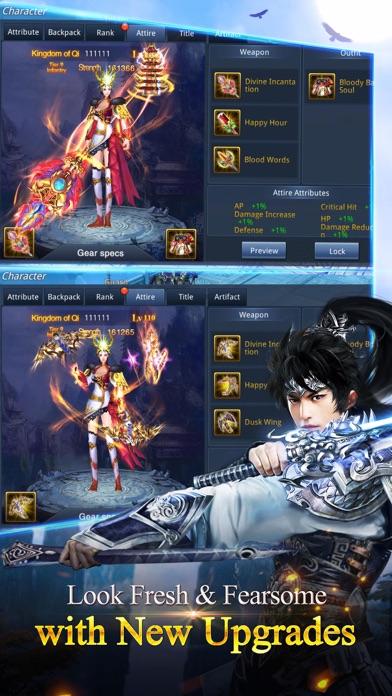 Chaos Legends Screenshot 5