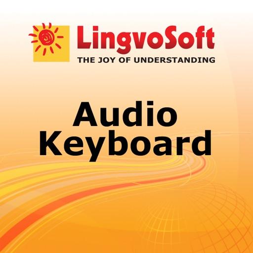 Talking German Audio Keyboard iOS App