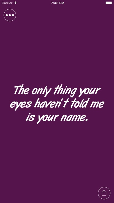 pick up lines about eyes