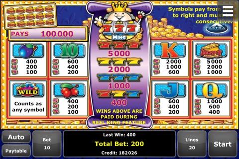 Reel King™ Slot screenshot 4