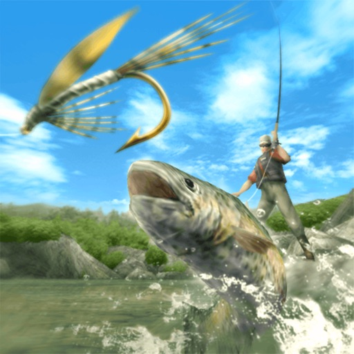 Z Fish Inc Fly Fishing 3D By pasc...