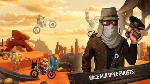 Trials Frontier Screenshots