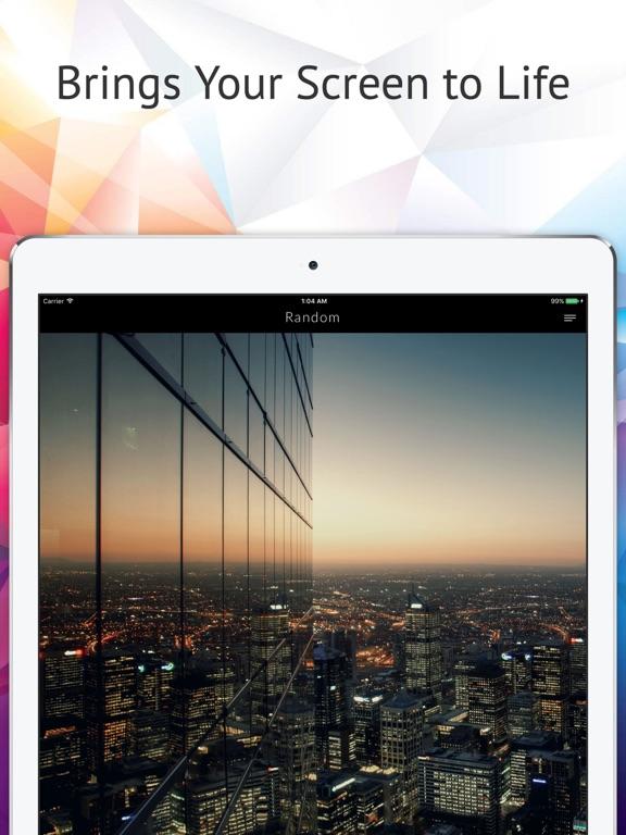 Skywall Pro - HD+ Wallpapers Screenshots