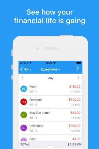 Mobills - Controle de Gastos screenshot 2