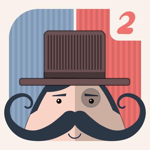 Mr Mustachio 2 app icon图
