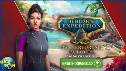 Screenshot 5 Hidden Expedition: Das verlorene Paradies