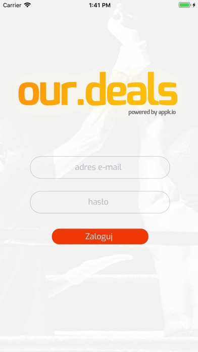 Our Deals screenshot 1