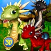 Dragon Family Simulator game free for iPhone/iPad
