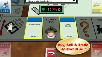 MONOPOLY Game screenshot 4