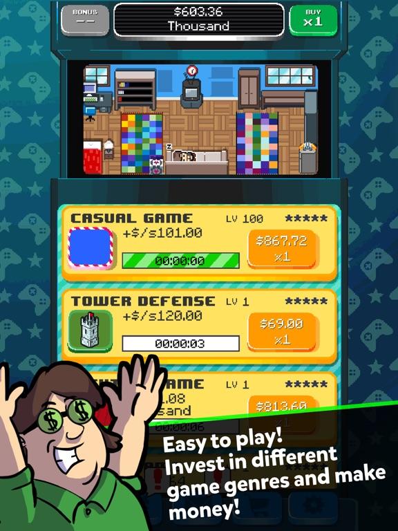 GameDev Empire screenshot 6
