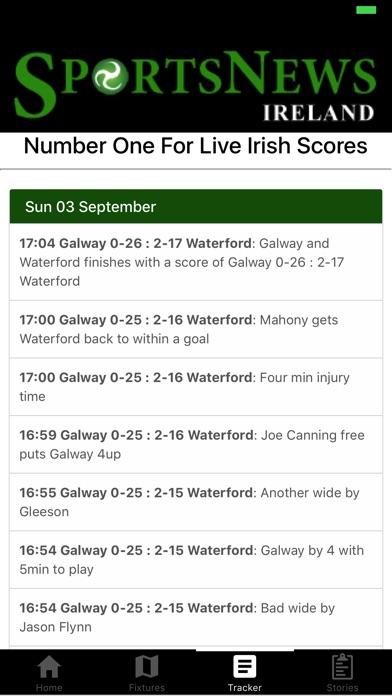 SportsNews Ireland screenshot 3