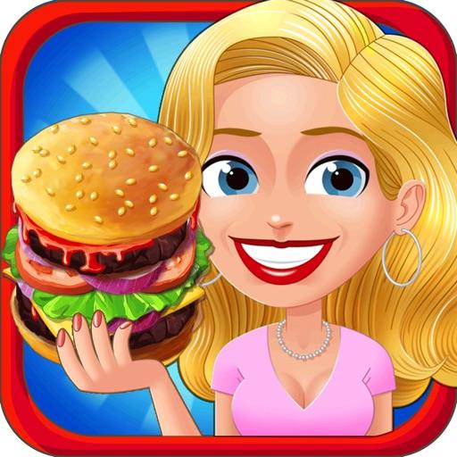 バーガーゴー - 楽しいお料理ゲーム Burger Go