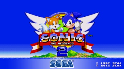 Sonic the Hedgehog 2 (International) Screenshot 1