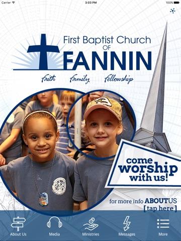 FBC Fannin screenshot 1