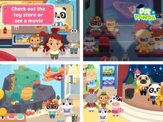 Screenshots of Dr. Panda Town: Mall for iPad