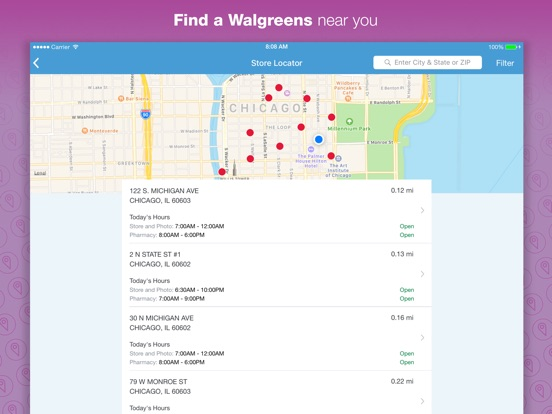 Walgreens Скриншоты9