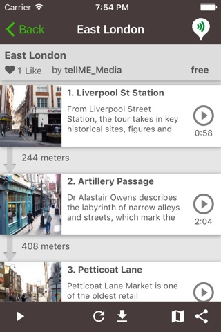 guidemate Audio Travel Guide screenshot 3