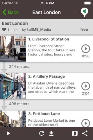guidemate Audio Travel Guide screenshot 3