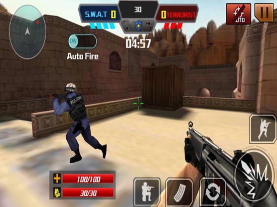 стрельба снайпер FPS - 3d шутер Скриншоты11