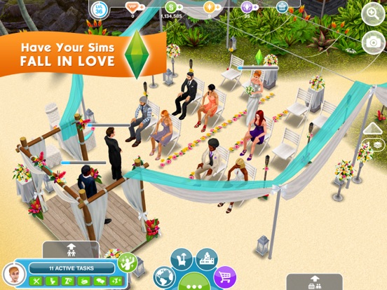 Screenshot #3 for The Sims™ FreePlay