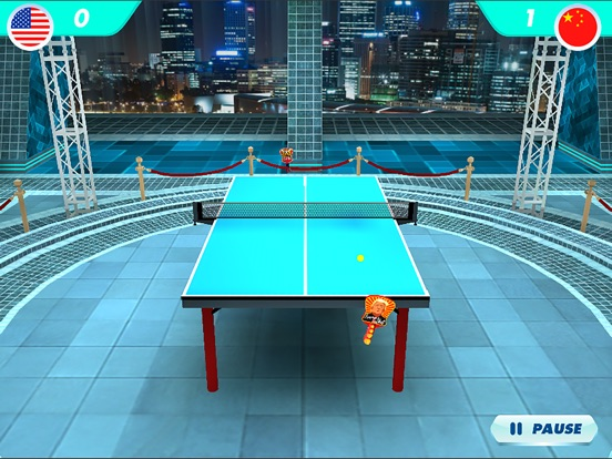 Real Table Tennis Screenshots