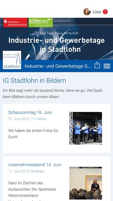 Screenshot von Industrietage Stadtlohn1