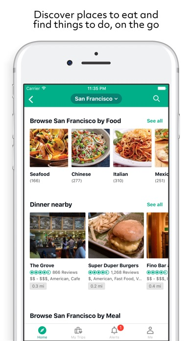 Screenshot 3 for TripAdvisor's iPhone app'