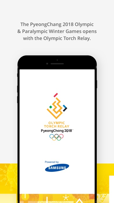 PyeongChang 2018 Official App screenshot 1