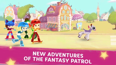 Fantasy patrol: Adventures screenshot 1