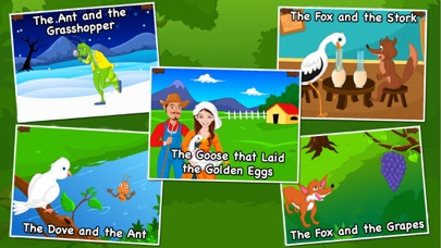 Short Stories For Kids Screenshot on iOS
