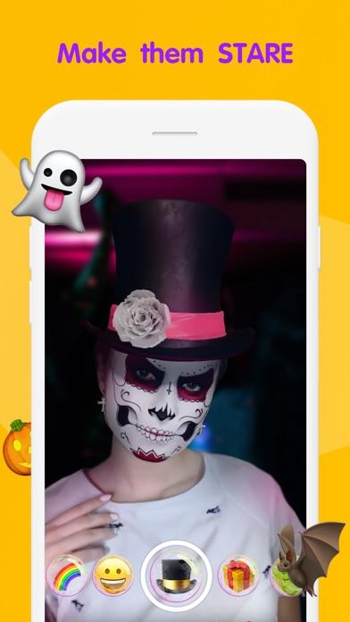 B50 — Face Changer Camera Screenshots