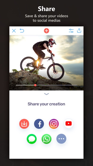 download Creador de Videos con musica apps 0