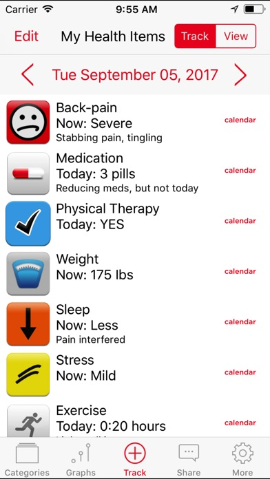 Symptom Tracker App Iphone