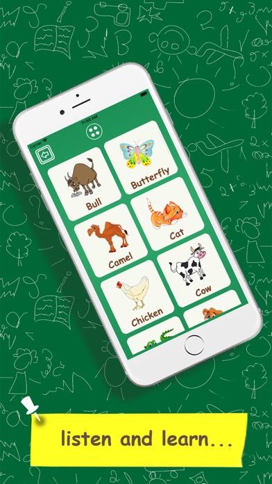 Учить Английский для детей Скриншоты5