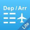 mi Flug Board Lit Flug Tracker