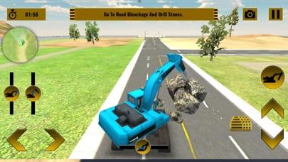 Экскаватор-симулятор - город строитель Скриншоты3
