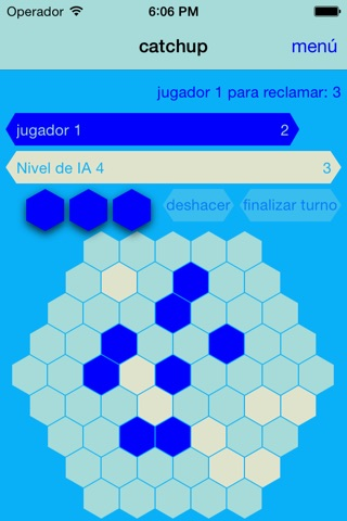 Catchup - Abstract Strategy screenshot 1