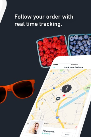 Postmates - Food Delivery screenshot 4