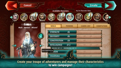 Screenshot #7 for Pathfinder Adventures