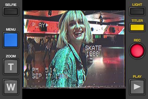 VHS Camcorder screenshot 1