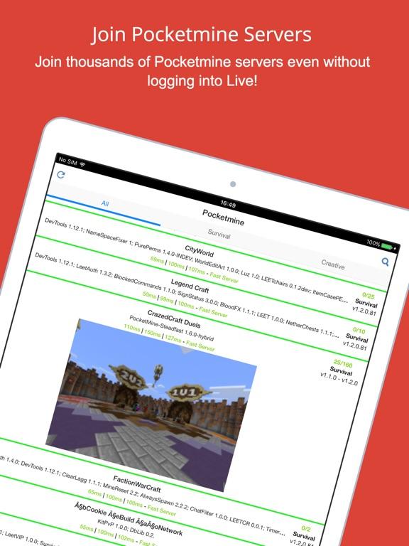 Plug for Minecraft Screenshots