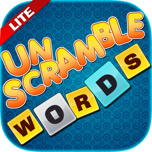 Unscramble Words Lite for 游戏
