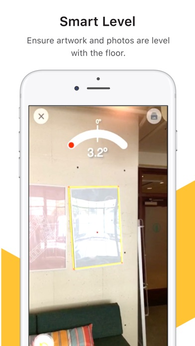TapMeasure – AR utility screenshot 3